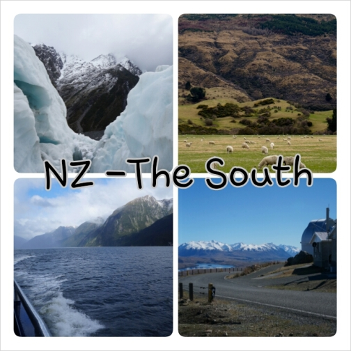Teaser: NZ Journal- South Island