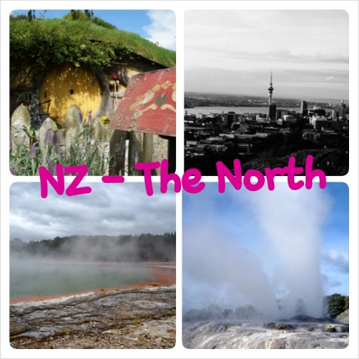 Teaser: NZ Journal- North Island