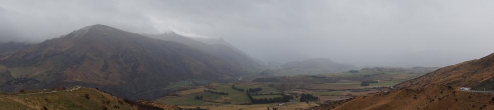 Misty Crown Range